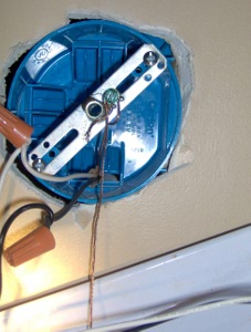 Light Fixture Wiring