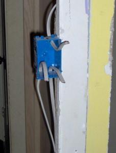Light Switch Box